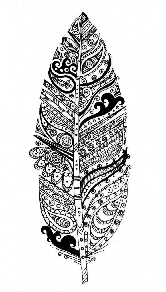 coloring-adult-leaves-and-patterns